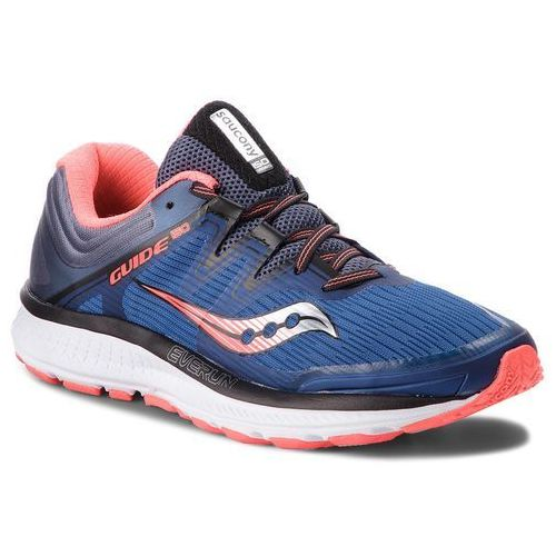 Buty SAUCONY - Guide Iso S20415-35 Blu/Gry/Viz Red