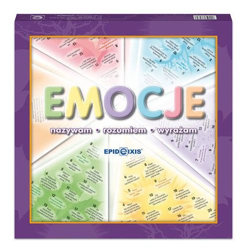 Epideixis Emocje - nazywam, rozumiem, wyrażam. - (5900238764857)