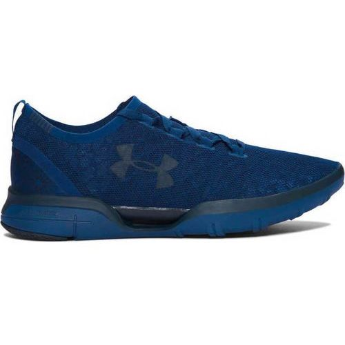 Under Armour Charged CoolSwitch Run Dark Navy, kolor niebieski