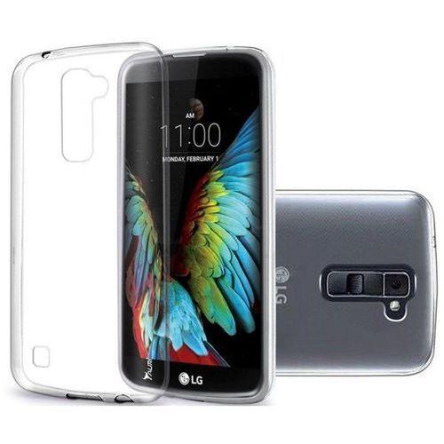 Ultra Slim | LG K10 | Super cienkie etui przezroczyste