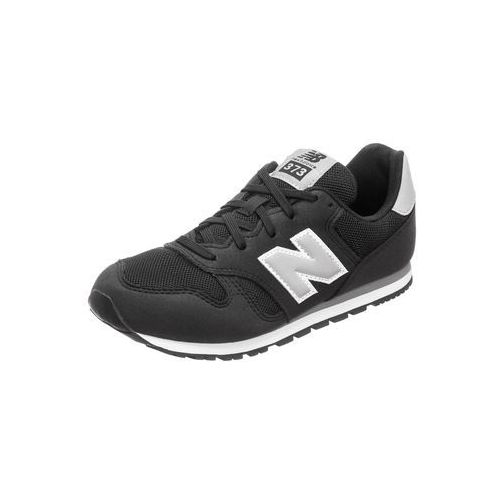 trampki 'yc373-m' czarny / biały marki New balance