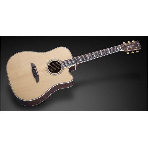 fd 28 sr vsnt ce - vintage transparent satin natural tinted + eq gitara elektroakustyczna marki Framus