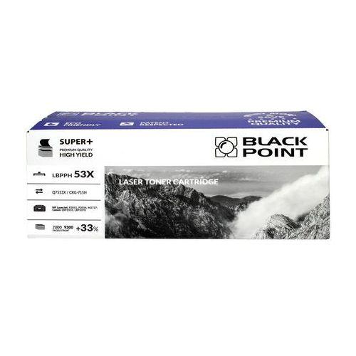 Toner HP Q7553X czarny 9.3k BP Super+