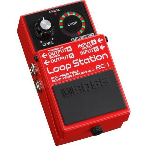BOSS RC-1 looper efekt gitarowy