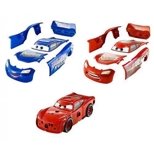 cars auta 3 zygzak mcqueen do modyfikacji 3w1 fcv95 marki Mattel