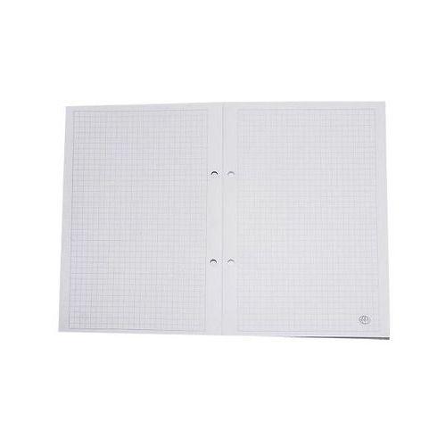 Wkład do segregatora Interdruk A4/100k. kratka biały
