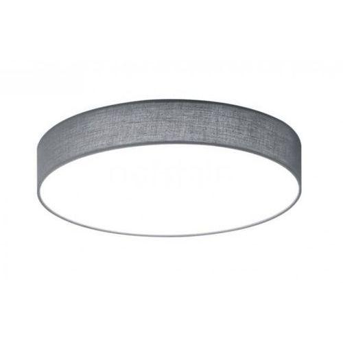 Trio LUGANO Lampa sufitowa LED Siwy, 1-punktowy - Nowoczesny/Dworek - Obszar wewnętrzny - LUGANO - Czas dostawy: od 3-6 dni roboczych, 621912411
