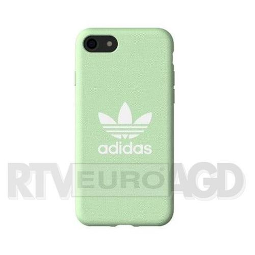 Adidas moulded case canvas iphone 6/6s/7/8 (zielony)