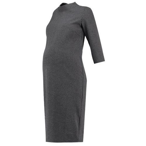 MAMALICIOUS MLPOWER Sukienka z dżerseju medium grey melange