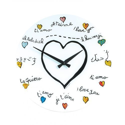 Zegar Ścienny 8030 Loving You śr. 43 cm Nextime