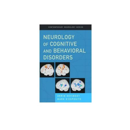 Neurology of Cognitive and Behavioral Disorders (9780195137644)