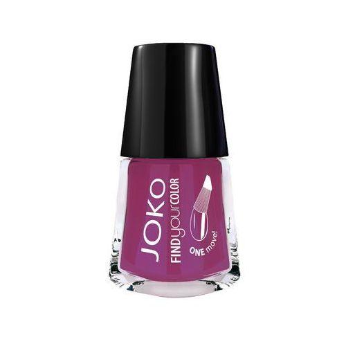 Joko lakier do paznokci find your color nr 124 10ml new - joko od 24,99zł darmowa dostawa kiosk ruchu
