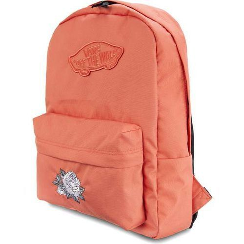 Vans Plecak realm backpack spiced coral white classic rose white classic rose