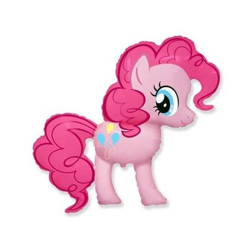 BALON FOLIOWY PINKIE PIE MY LITTLE PONY 24'' 1szt, #A278^y