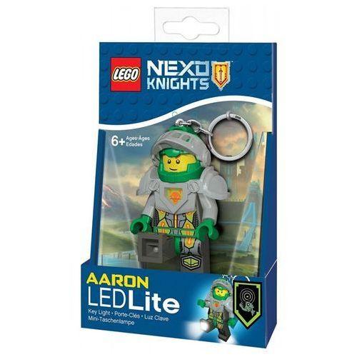 Nexo Knights Brelok - latarka - Aaron (4895028513214)