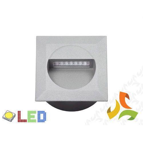 Oprawa schodowa LINDA LED-J02 220-240V 1,2W 14xLED IP65 04681 KANLUX