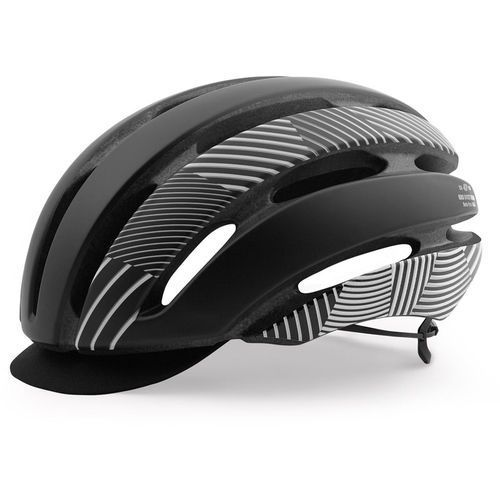 Giro aspect kask rowerowy czarny m | 55-59cm 2018 kaski rowerowe