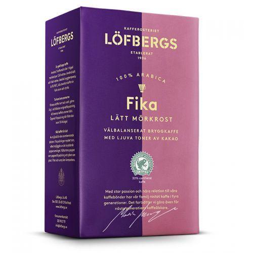 - fika latt morkrost - kawa mielona - 450g marki Lofbergs