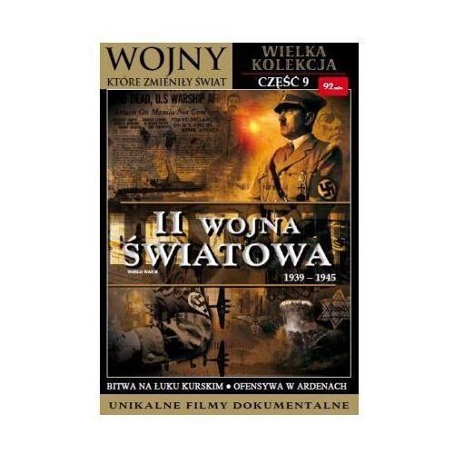 II Wojna Światowa, Bitwa na Łuku Kurskim, Ofensywa w Ardenach (DVD) - Imperial CinePix. DARMOWA DOSTAWA DO KIOSKU RUCHU OD 24,99ZŁ