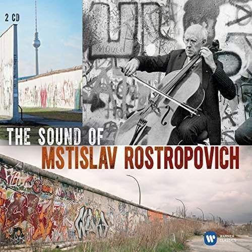 The Sound Of Mstislav Rostropovich (0190295853129)