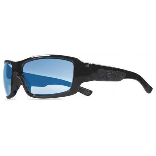 Okulary słoneczne re1005 straightshot serilium polarized 01 bl marki Revo