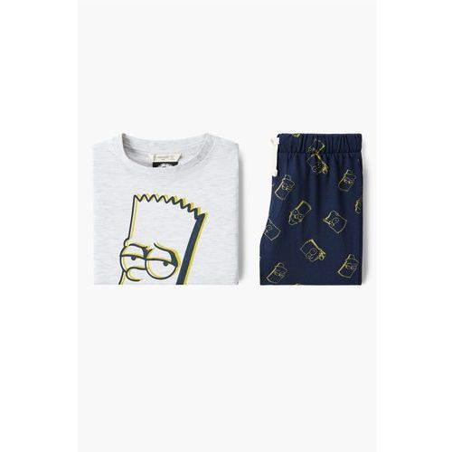 - piżama dziecięca brain 104-152 cm marki Mango kids