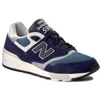 Sneakersy NEW BALANCE - ML597AAA Granatowy, 40-47.5