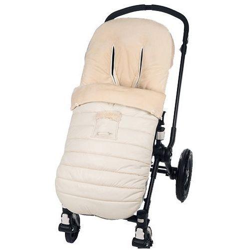 PASITO A PASITO Śpiworek do wózka sportowego Montblanc Winter, Beige z kategorii Śpiworki do wózków