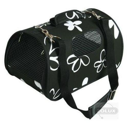 torba transportowa dla małych zwierząt kolor czarny marki Zolux