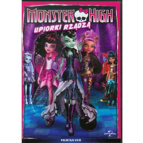 Monster High Upiorki rządzą