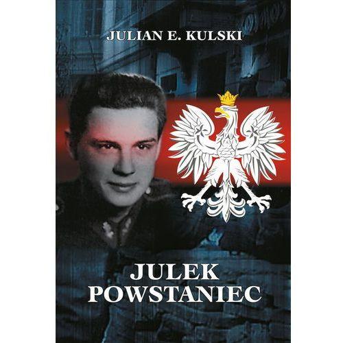 JULEK POWSTANIEC +DVD Julian E. Kulski (120 str.)