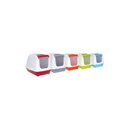 /moderna toaleta flip 2 z filtrem granatowa [y3418] marki Yarro