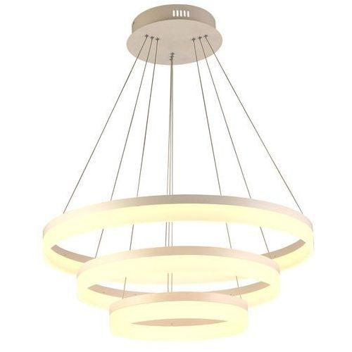 Lampa wisząca CIRCLE L 60cm, kolor Bialy