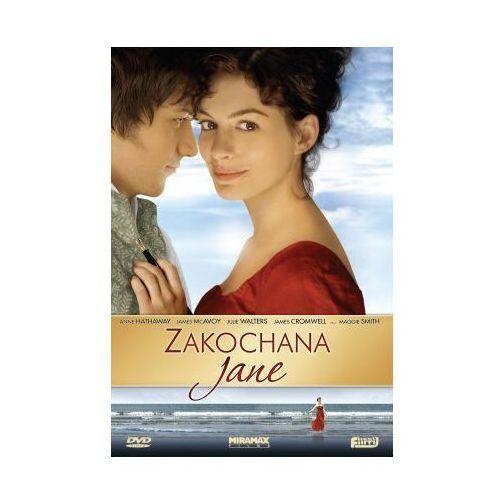 Zakochana Jane (DVD) - Sarah Williams, Kevin Hood