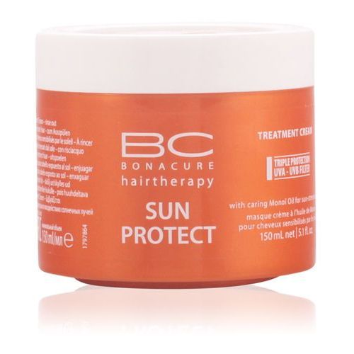 Schwarzkopf BC Bonacure Sun Protect Treatment Cream 150ml W Maska do włosów (4045787236255)