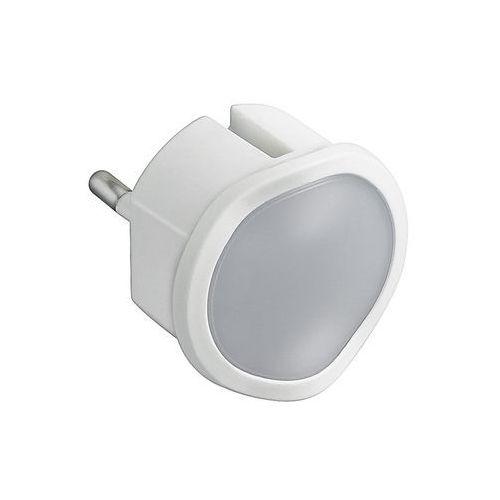 50678 - led oświetlenie awaryjne ciemnialne do gniazda led/0,06w/230v biały marki Legrand