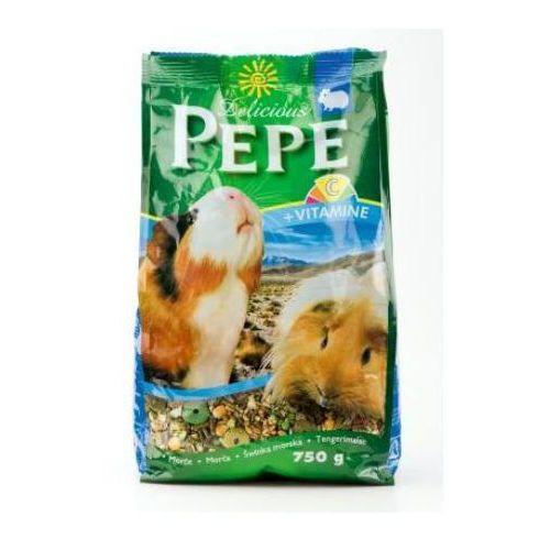 Vitakraft PEPE pokarm dla świnek morskich 750g