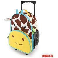 Skip hop  walizka zoo - żyrafa