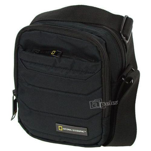 National Geographic PRO mała torba / saszetka na ramię / N00701.06 - czarny