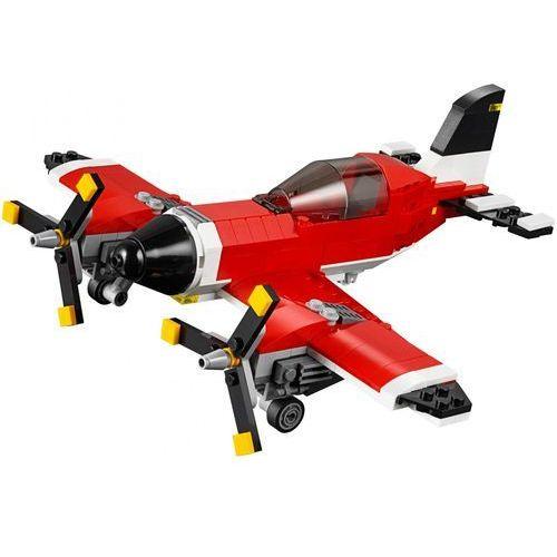 Lego CREATOR Śmigłowiec (propeller plane) 31047
