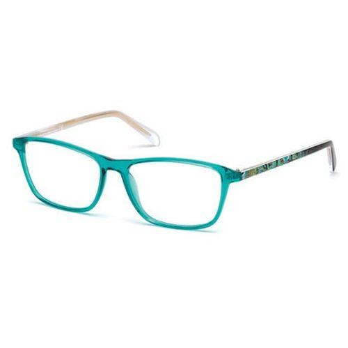 Okulary korekcyjne  ep5048 098 wyprodukowany przez Emilio pucci