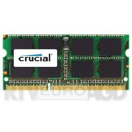 Crucial ddr3 4gb 1600 cl11 sodimm apple - produkt w magazynie - szybka wysyłka!