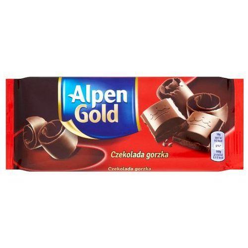 Czekolada gorzka Alpen Gold 90 g