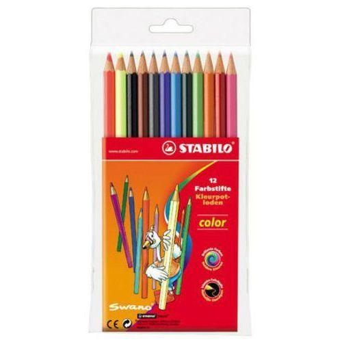 Kredki ołówkowe Stabilo Color 1212 77-02 12kol. (3168070212185)
