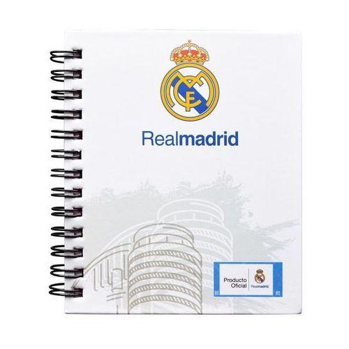 Kołonotatnik mini Real Madryt