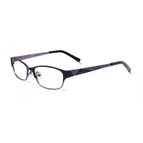 Converse Okulary korekcyjne  cv k023 kids black