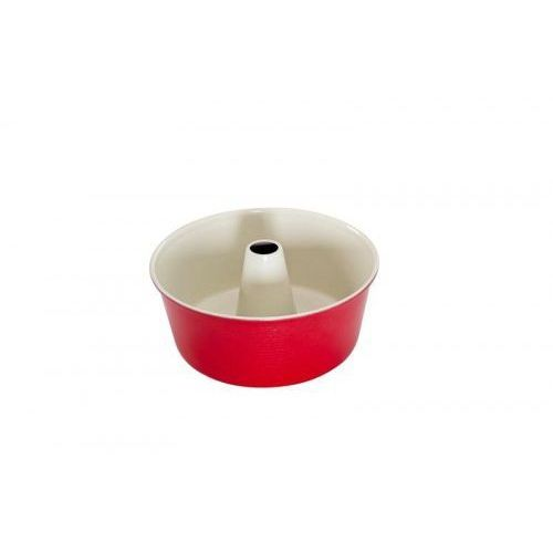 Forma do babki z kominem 3,8l Nordic Ware czerwona, 50922_RD