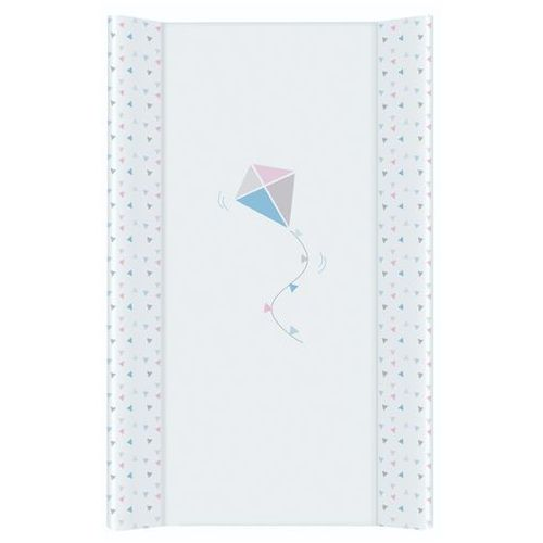 przewijak na łóżeczko usztywniony 50x70 latawiec niebiesko-różowy marki Mamo-tato
