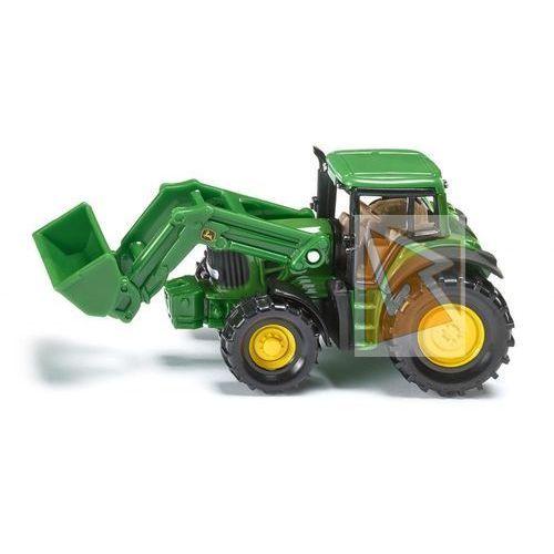 Traktor john deere z przednią ładowarką, 4006874013418