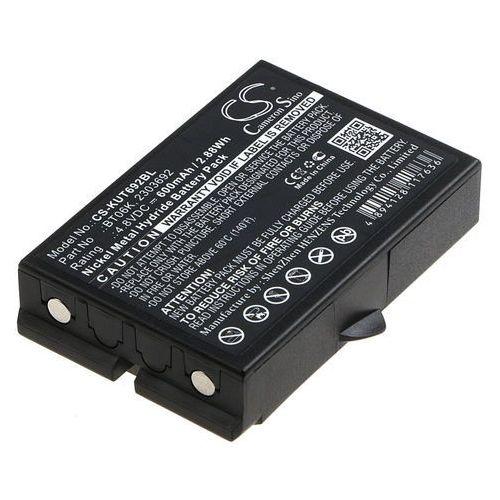 IKUSI ATEX transmitters / 2303692 600mAh 2.88Wh Ni-MH 4.8V (Cameron Sino)
